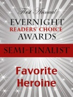 Semi-Finalist Favorite Heroine
