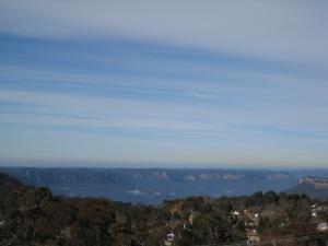 blue mountains - photo one
