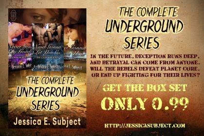The Complete Underground series price banner