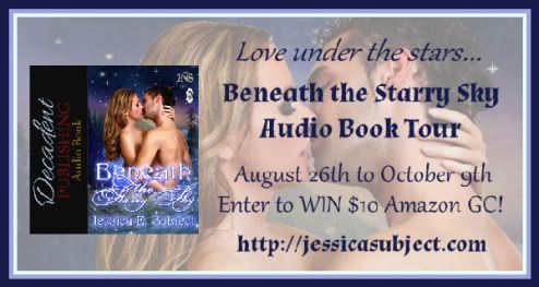 BTSS audiobook tour banner